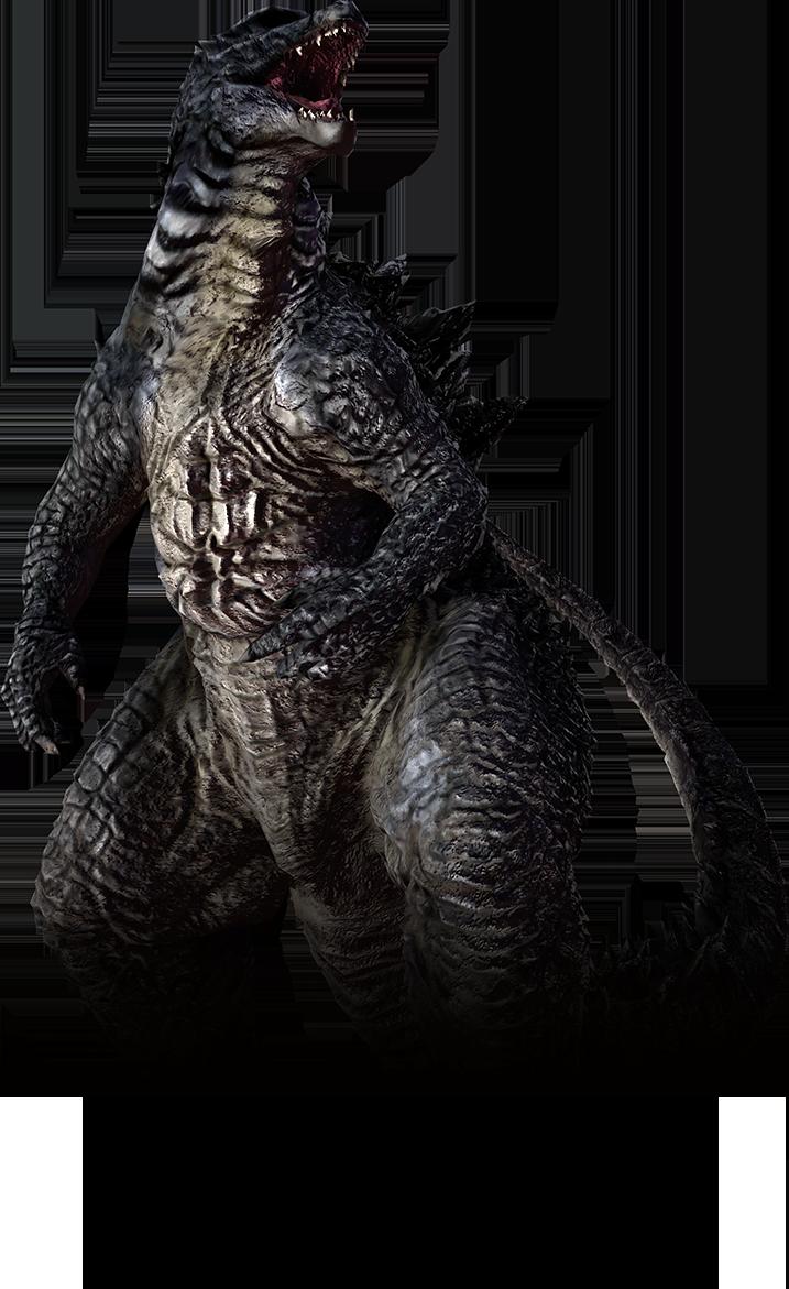 Godzilla PNG - 1396