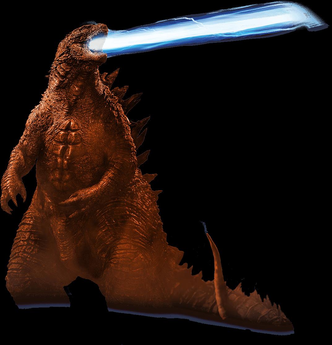 Godzilla PNG