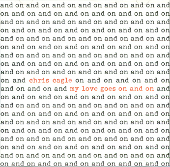 File:Cagle My Love Goes.png - Goes PNG