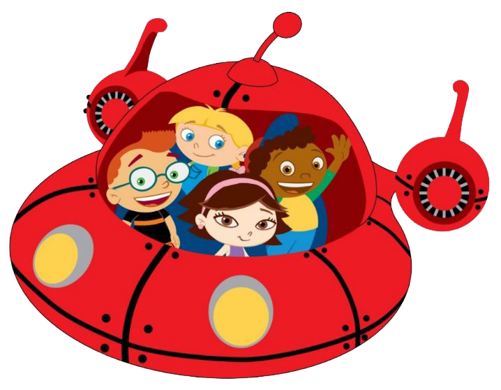 Little Einsteins in Rocket!.png - Going On A Trip PNG
