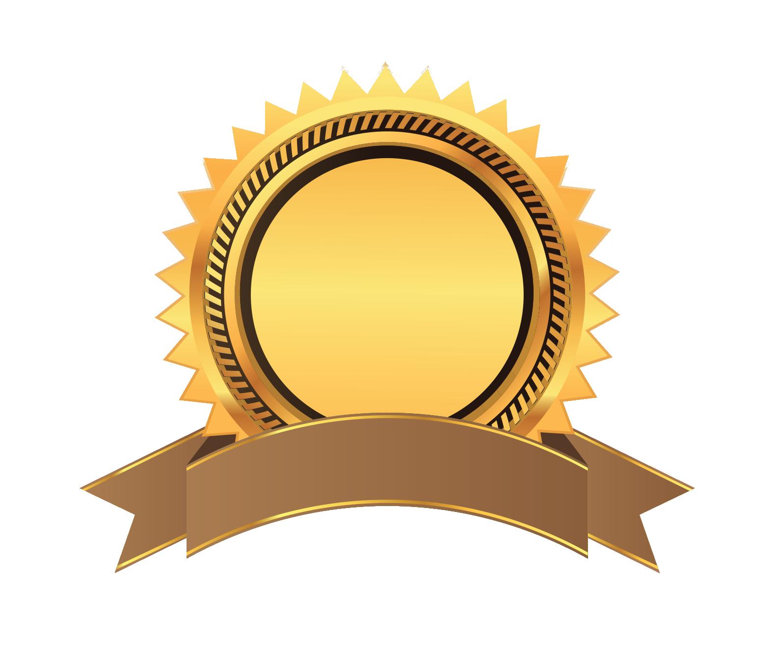 Gold Award PNG - 166760