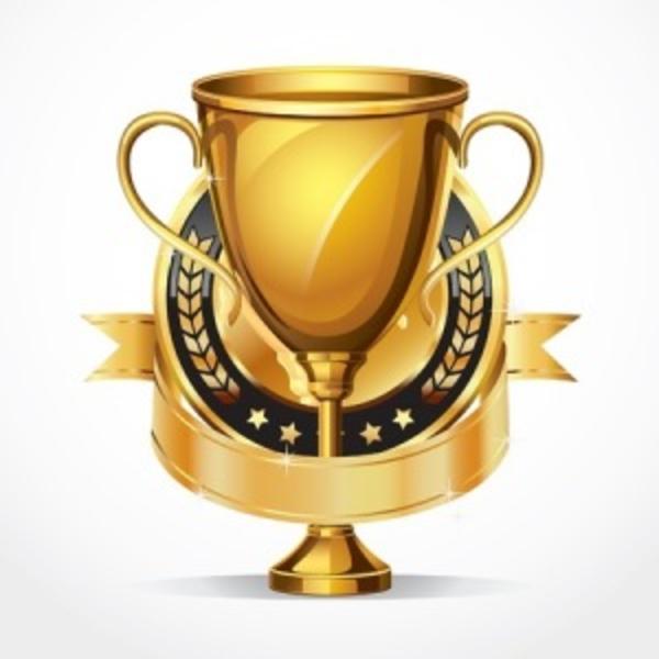 Gold Award PNG - 166769