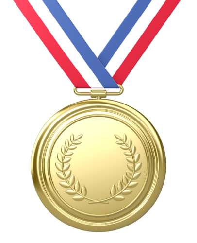 Gold Medal Free Download PNG - Gold Award PNG