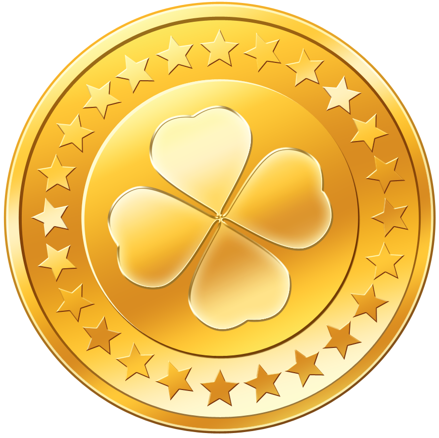 Gold Coins PNG HD - 128558