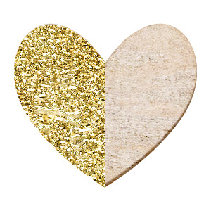 mkc-cherished_heart002.png - Gold Glitter Heart PNG
