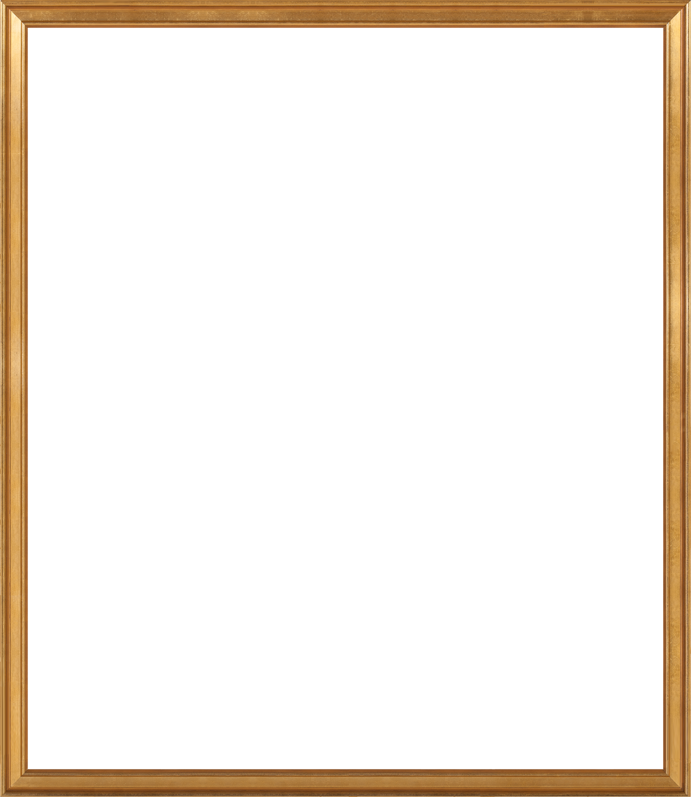 Gold Frame PNG HD
