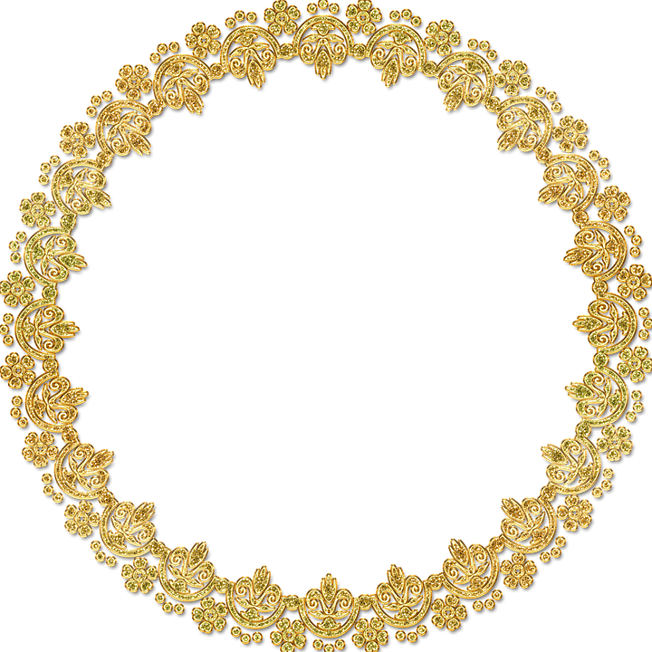 Gold HD PNG - 95803