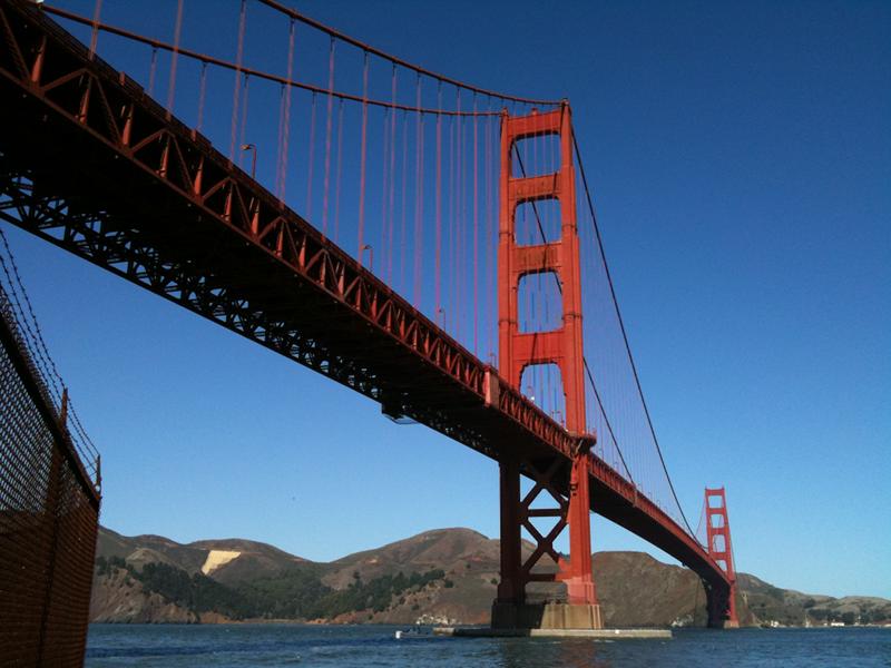 Golden Gate Bridge PNG HD - 130472
