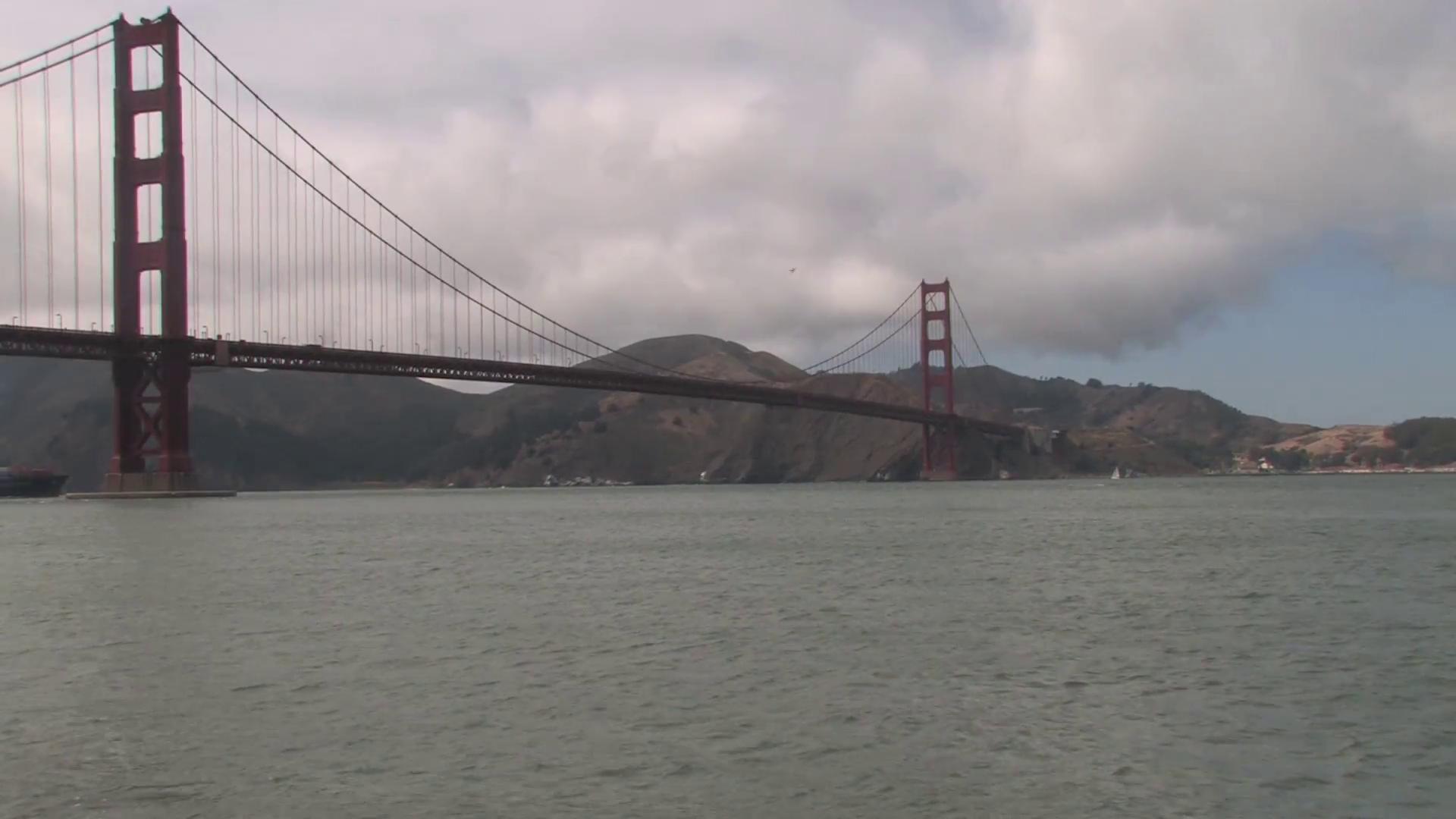 Golden Gate Bridge PNG HD - 130475
