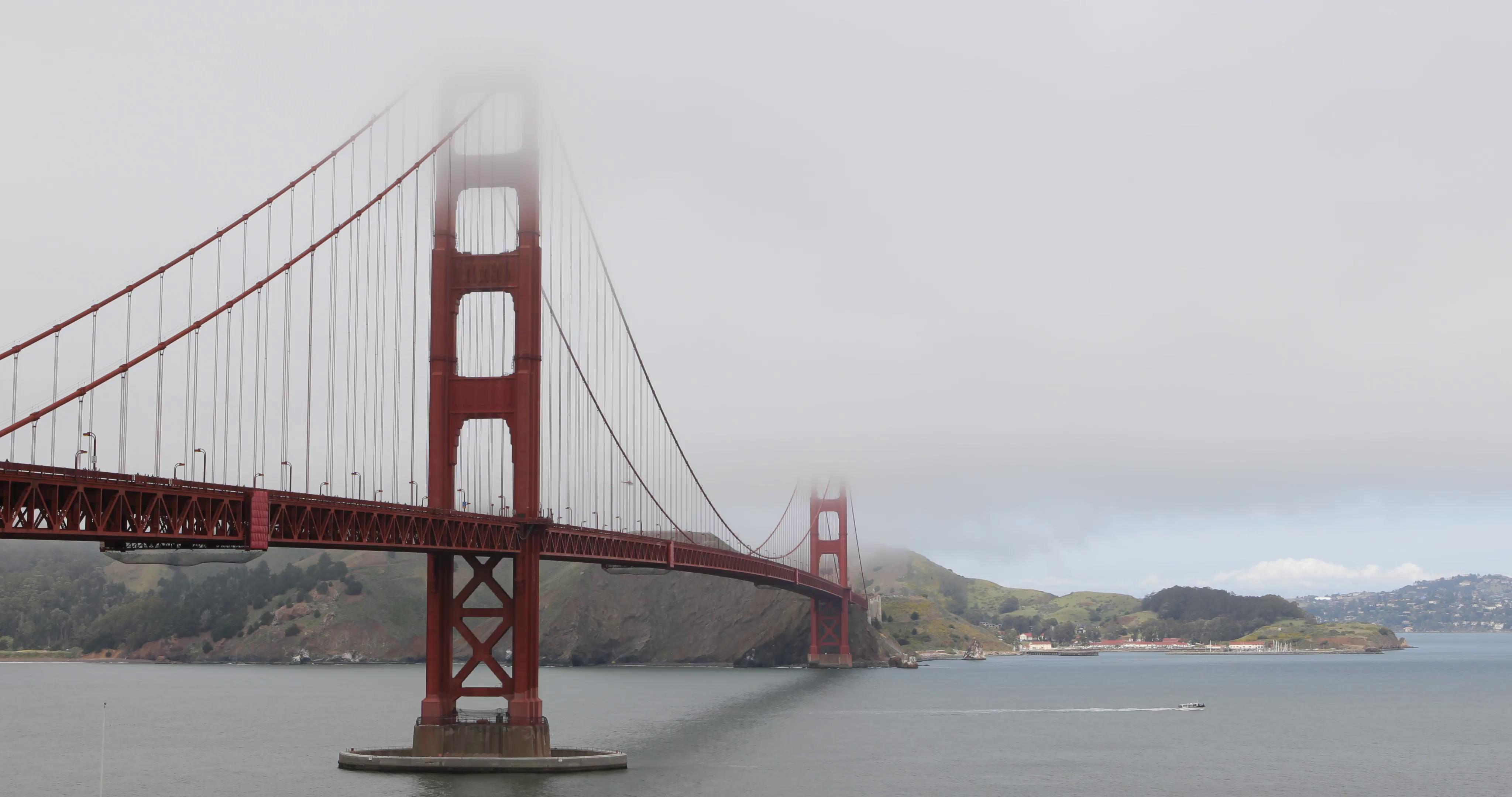 Golden Gate Bridge PNG HD - 130476
