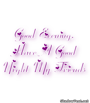 Good Evening PNG-PlusPNG.com-300 - Good Evening PNG