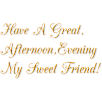 Good Afternoon Free Download Png PNG Image - Good Evening PNG