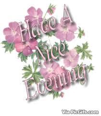Good evening facebook graphics - Good Evening PNG