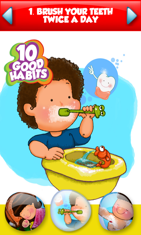 Good Habits For Kids PNG-PlusPNG.com-480 - Good Habits For Kids PNG