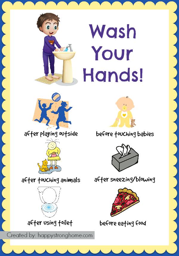 healthy hygiene habits for kids - Good Habits For Kids PNG