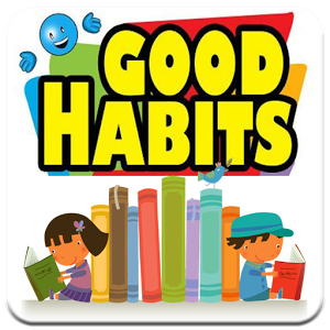 There are many habits children need to develop. Here are six good habits  every child needs. - Good Habits For Kids PNG