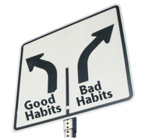 Good Habits - Bad Habits - Good Habits PNG