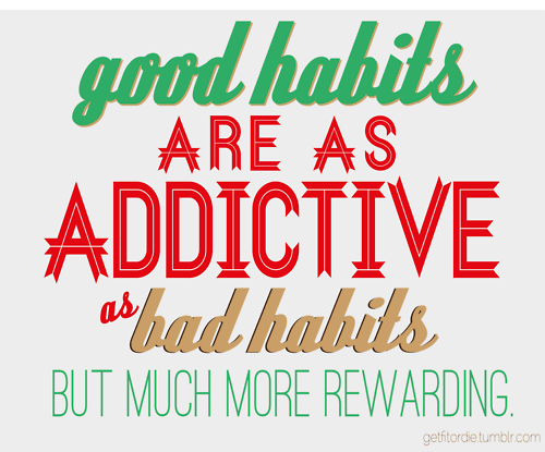 The sure way to acquire all the good habits you desire - Good Habits PNG