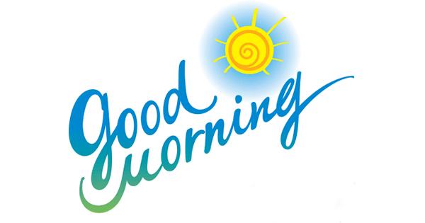 Good Morning PNG-PlusPNG.com-