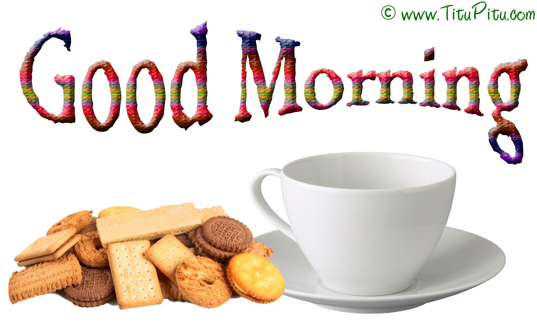 Good Morning PNG - 24392