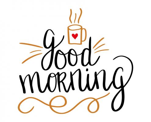 Good Morning PNG - 24383