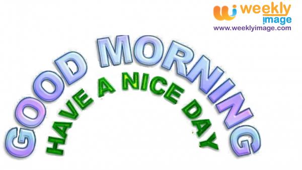 Good - Good Morning PNG