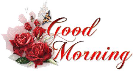 Good Morning PNG - 24379