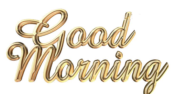 Good Morning PNG - 24378