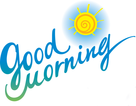 Good Morning Png image #33243 - Good Morning PNG