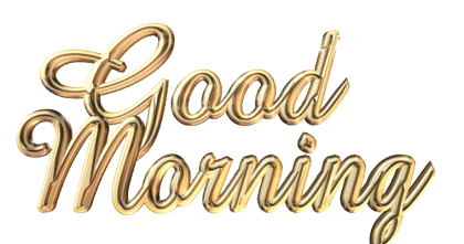Good Morning Transparent PNG