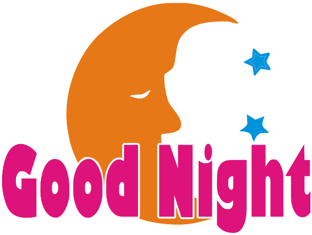 Good Night logo - Good Afternoon PNG