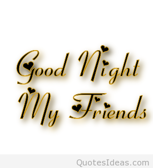 Good Night PNG - 8789