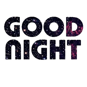 Good Night PNG - 8770