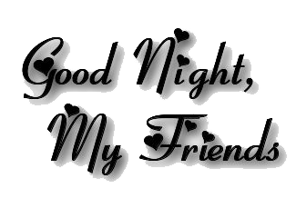 Good Night PNG - 8769