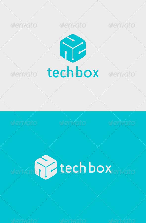 Tech Box Logo - Good Technology Logo Vector PNG