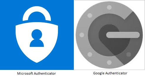 Comparison Of Google And Microsoft Authenticator Apps Pluspng.com  - Google Authenticator Logo PNG