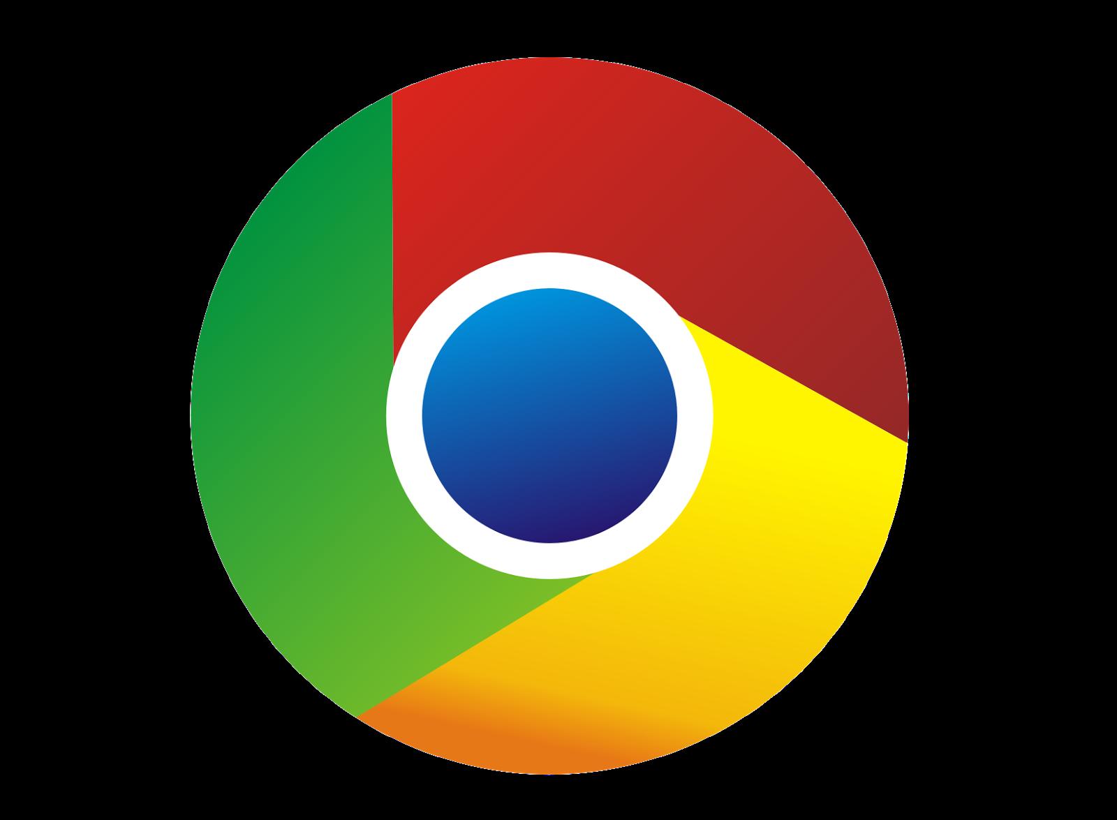 Google Chrome Logo PNG-PlusPNG.com-1600 - Google Chrome Logo PNG