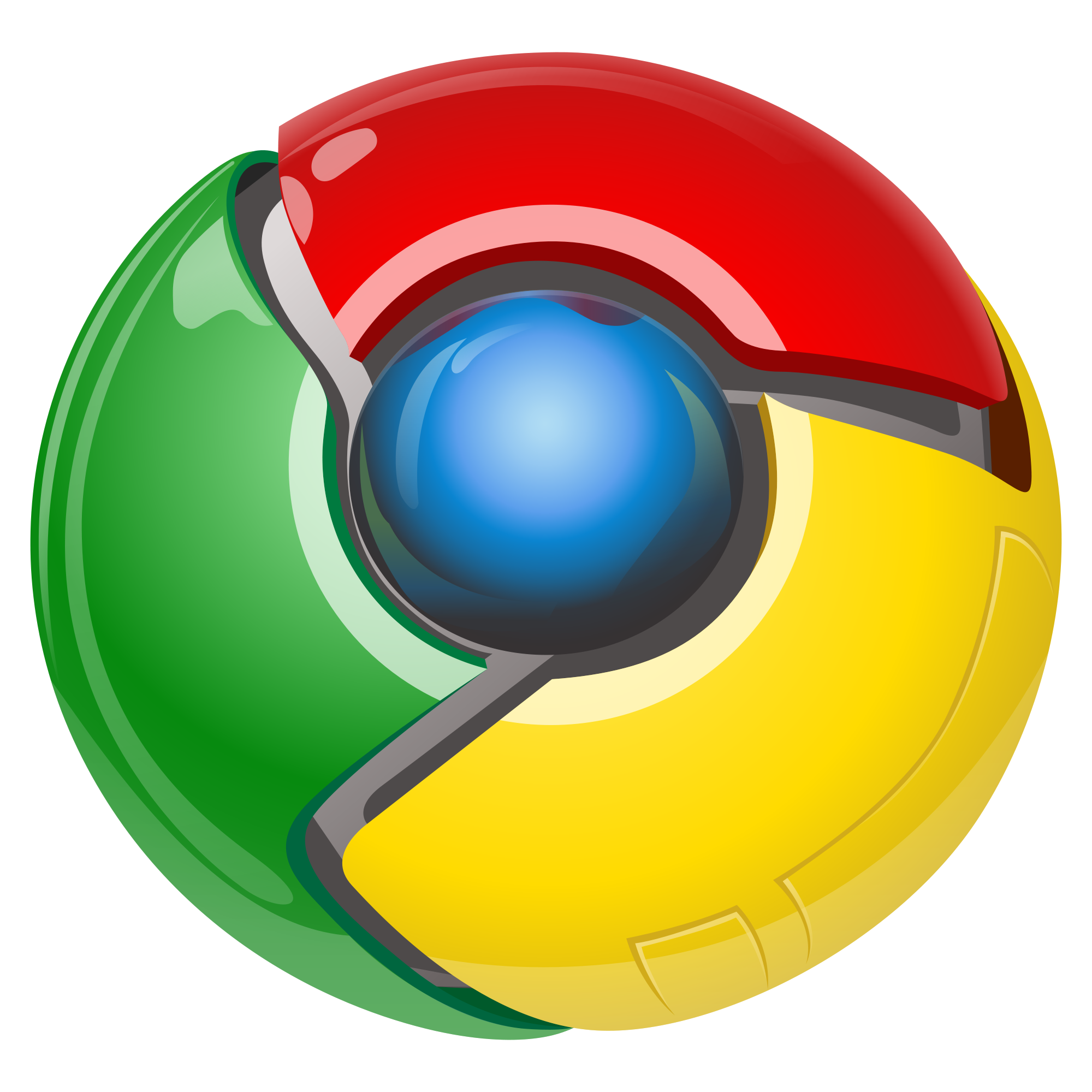 Chrome icon.png - Google Chrome Logo PNG