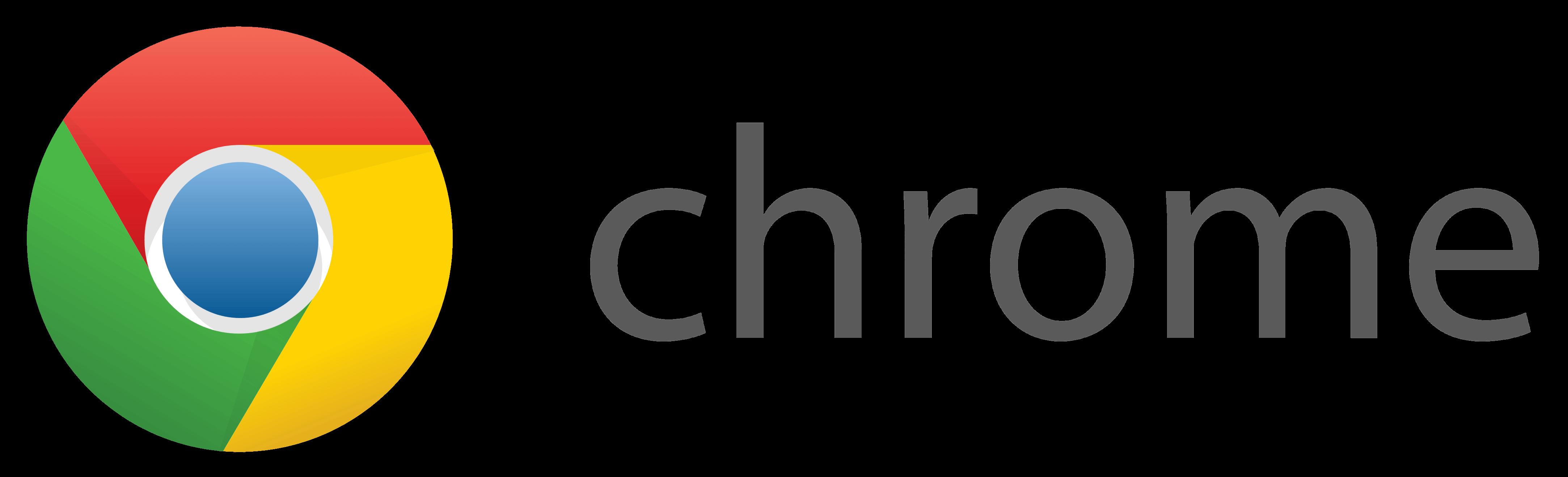 Google Chrome logo, icon - Google Chrome Logo PNG