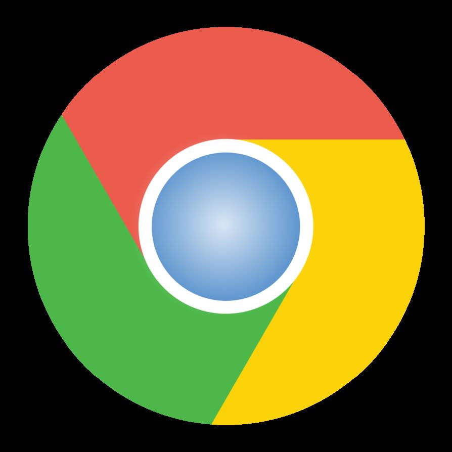 Google Chrome logo PNG - Google Chrome Logo PNG