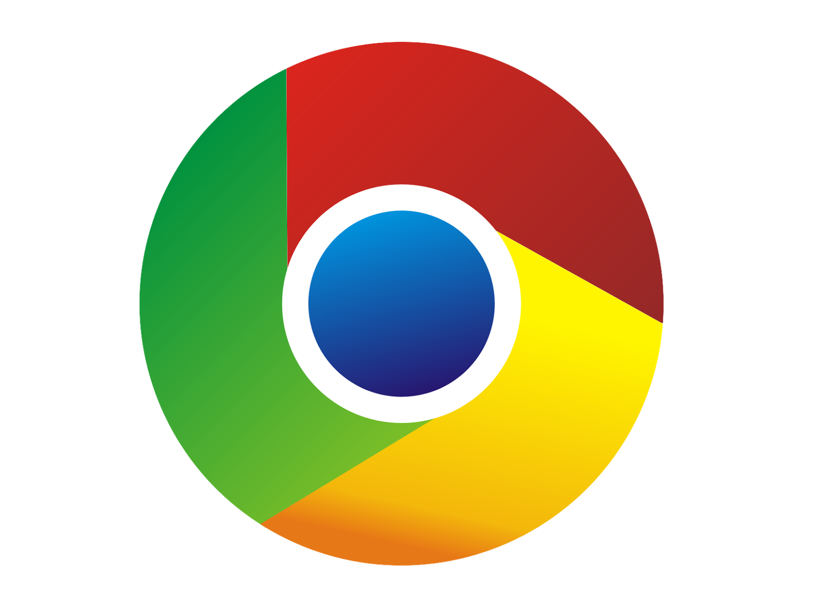 Google Chrome Logo Vector PNG - 104258