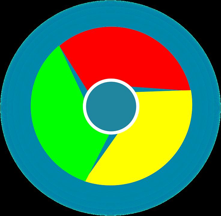 Google Chrome Logo Vector PNG - 104260