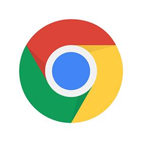 Google Chrome Logo Vector PNG - 104251