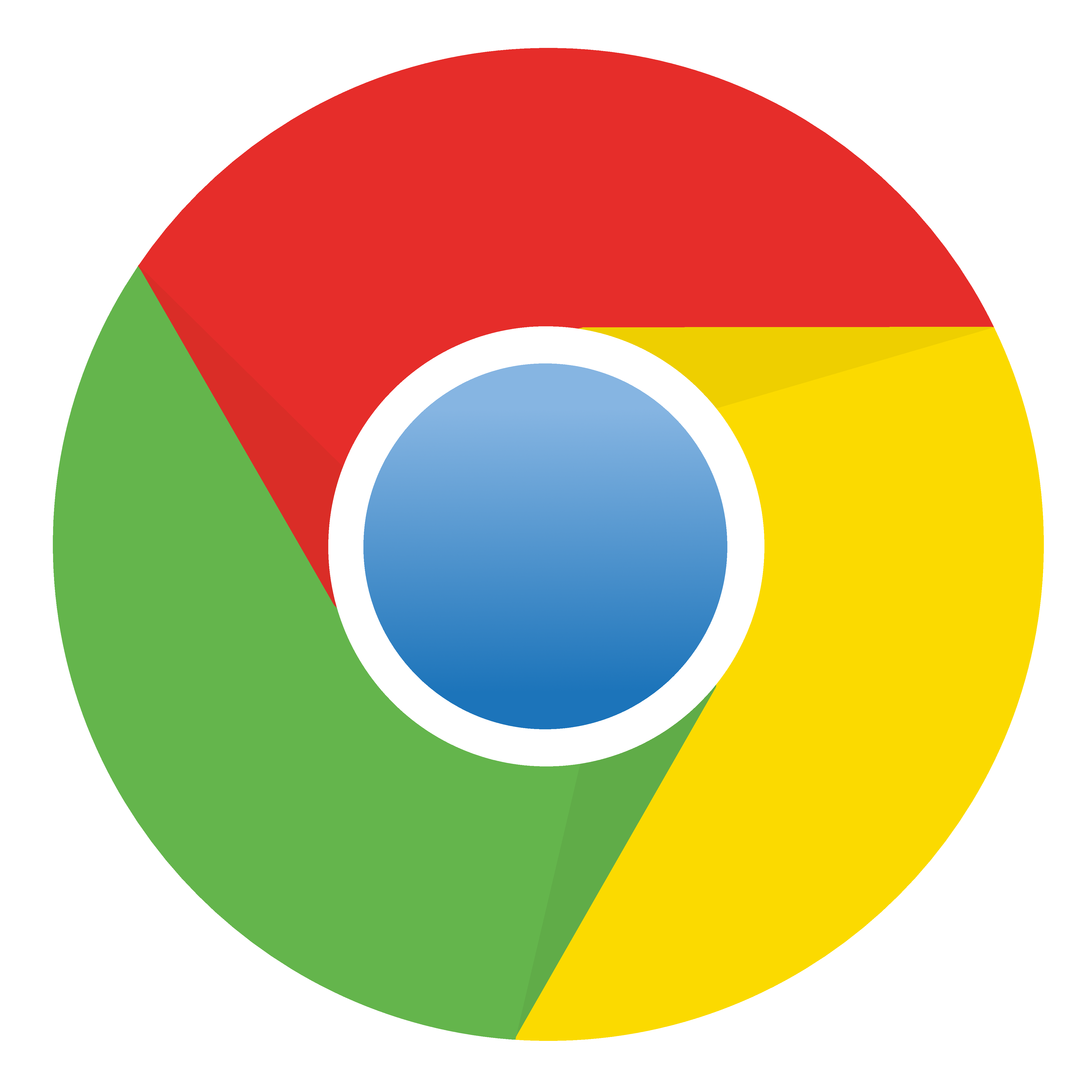 Google Chrome Logo Vector PNG - 104259