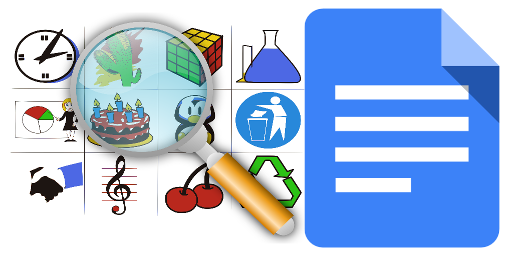 4 Ways to add Clipart to Google Docs. u201c - Google Clip Art