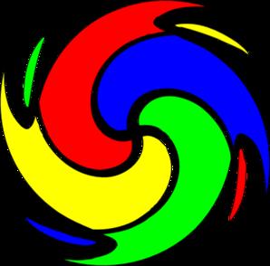 Google Spiral Clip Art Logos Download Vector Clip Art Online - Google Clip Art
