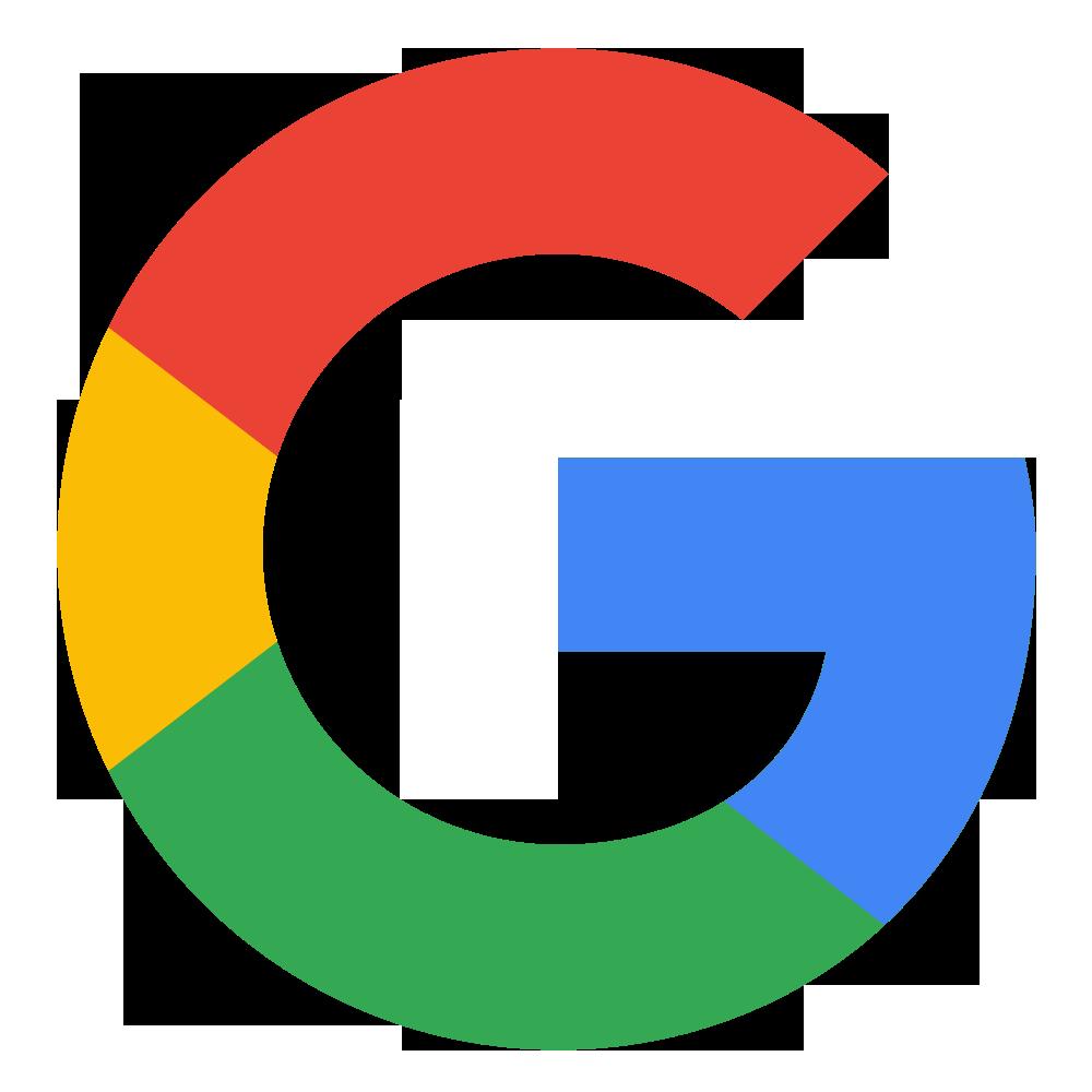 Google Logo PNG - 99542