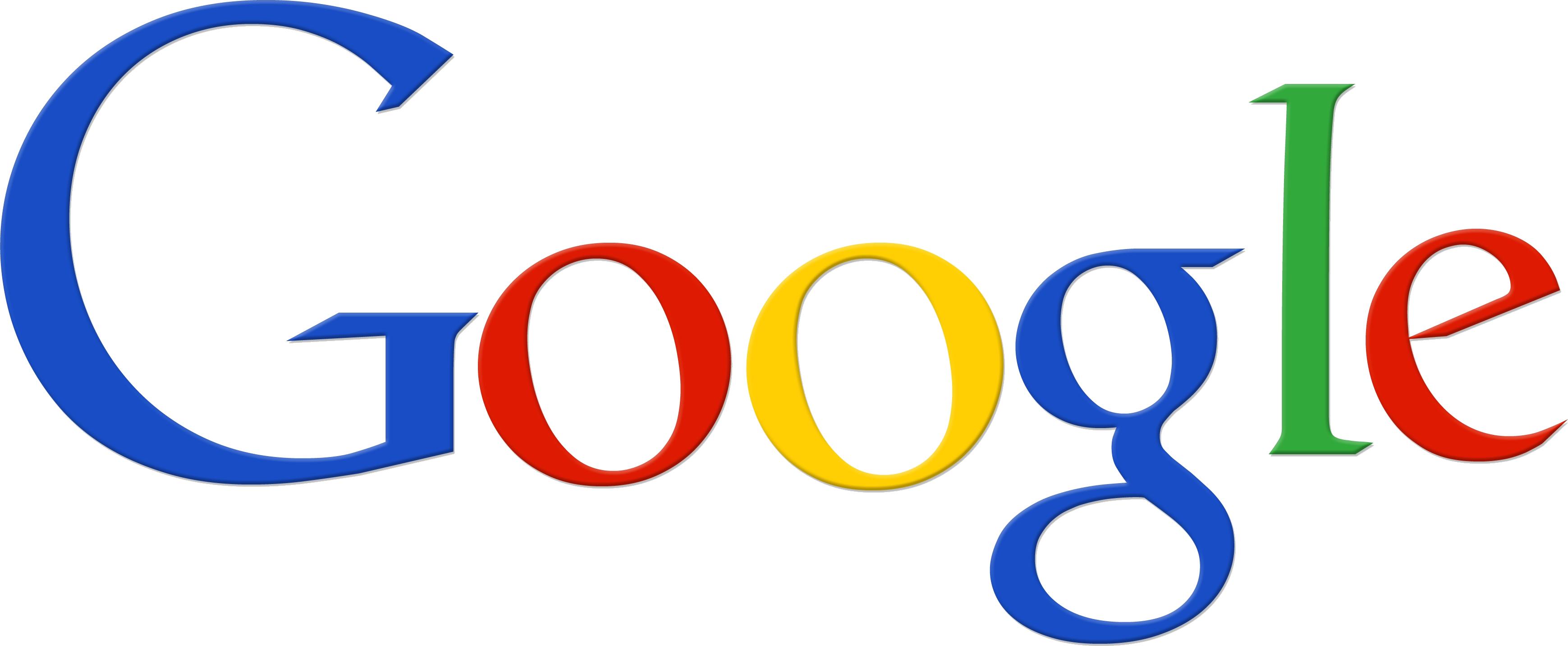 Google Logo PNG - 99535