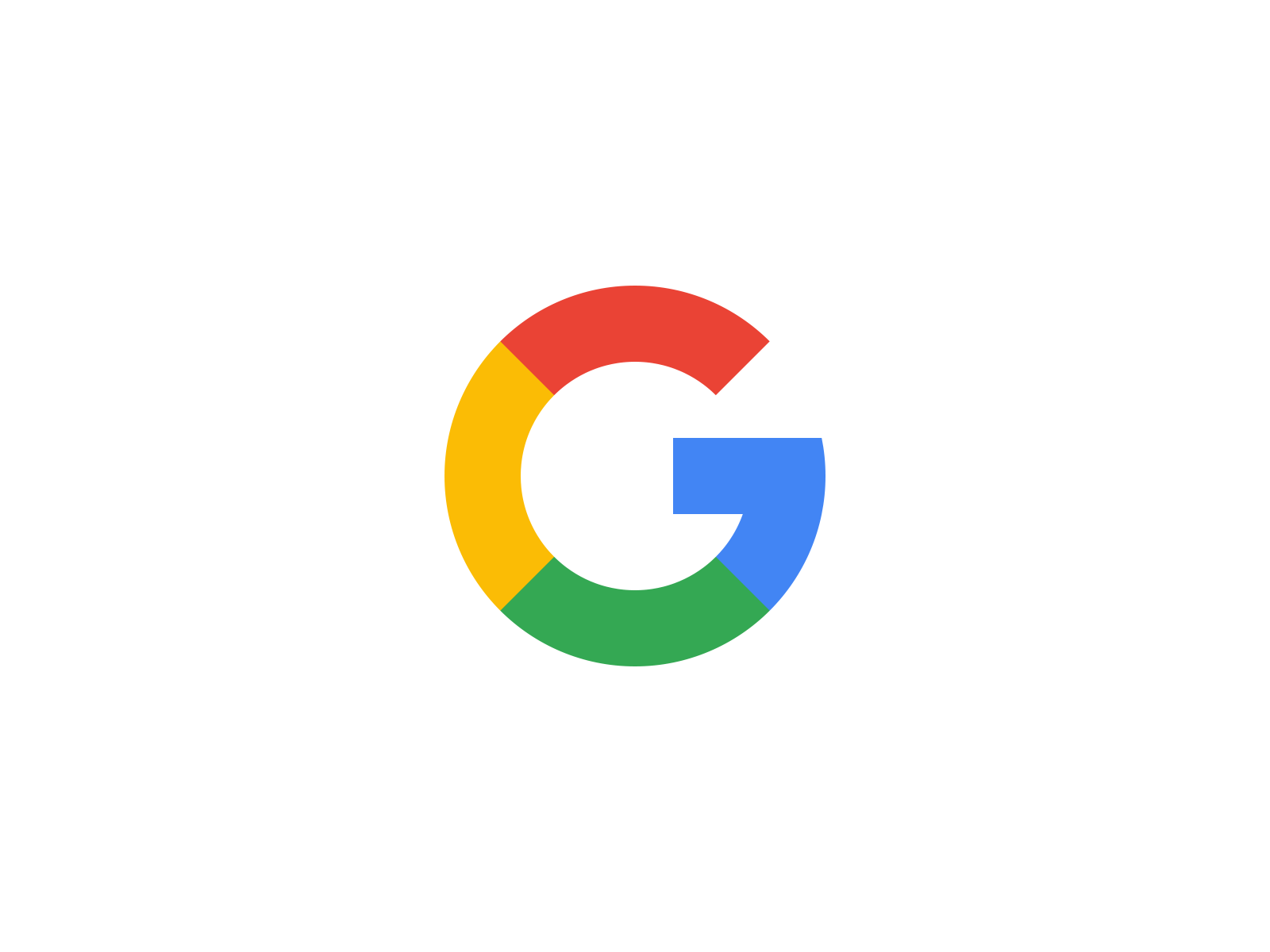 Revised google logo - Google Logo PNG