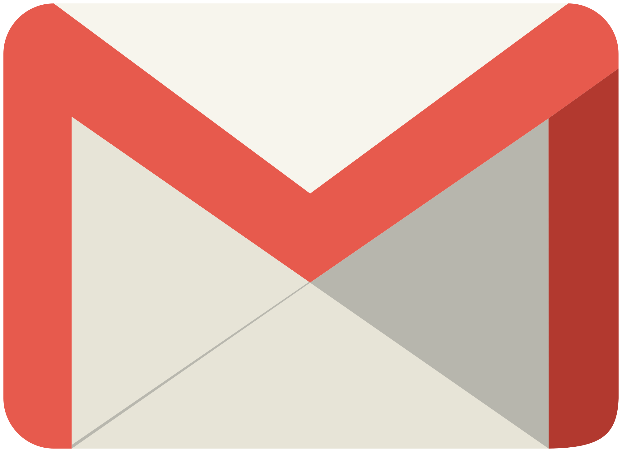 Google Mail PNG - 102689